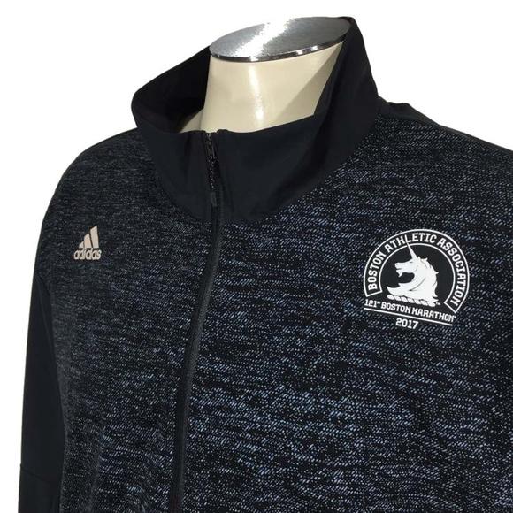Boston Marathon Supernova Storm Jacket NWT